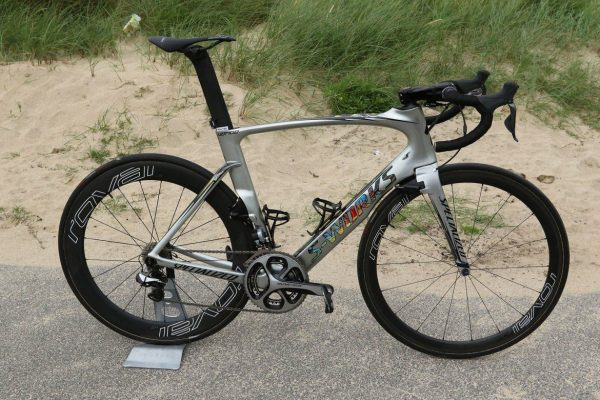 Marcel Kittel 2016 Specialized Venge
