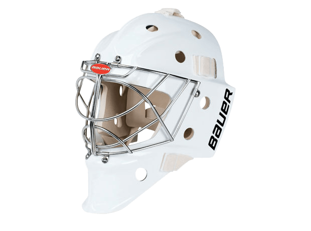 Bauer 961 Helmet mask refurbishment