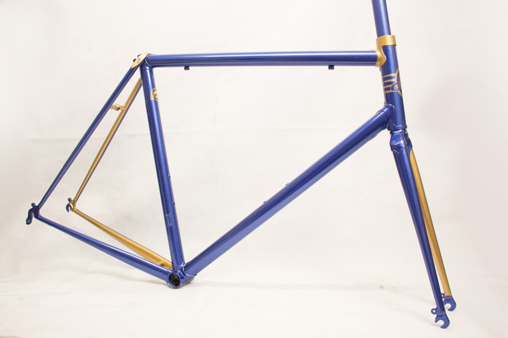 Cycle Frame Painting and Bike Frame Resprays - Custom Paintwork by ...